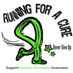 Muscular Dystrophy Running For A Cure Shirts & Gif