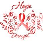 Aplastic Anemia Hope Faith Shirts