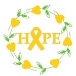 Childhood Cancer Hope Hearts