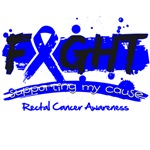 Fight Rectal Cancer Cause Shirts