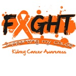Fight Kidney Cancer Cause Shirts