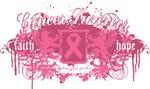 Grunge Breast Cancer Survivor Shirts