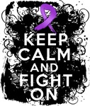 Leiomyosarcoma Keep Calm and Fight On Shirts