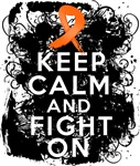 COPD Keep Calm Fight On Shirts