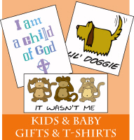 GREAT GIFTS FOR BABIES AND KIDS!