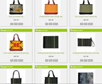 Purses, Bags, and Wallets