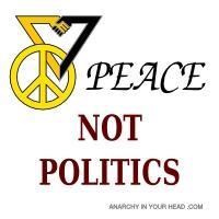 Peace Not Politics