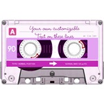 Pink Cassette Tapes
