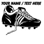 Custom Soccer Cleat