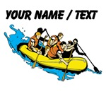 Custom White Water Rafting