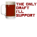 The only draft I'll support