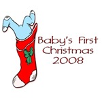 Baby's First Christmas 2008