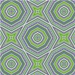 kaleido art mixed stripes-more colors