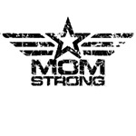 Army Mom Strong Star
