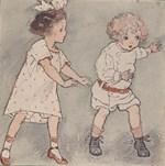 Vintage Children's Art Gifts by Karen