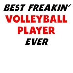 Best Freakin' Volleyball Player Ever