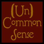 (Un) Common Sense