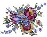Tiffany Edholm rose maling