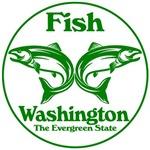 Fish Washington the Evergreen State