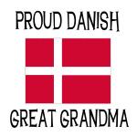 Proud Danish Great Grandma