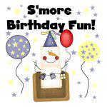 S'more Birthday Fun