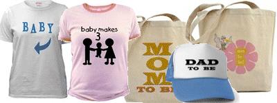 Mom & Dad to Be Shirts N' Stuff!