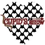 Heart Cupid's Arrow Tshirts and Gifts