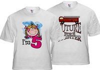 Miscellaneous Kid's T shirts!