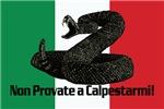 Don't Tread on Me! in Italian