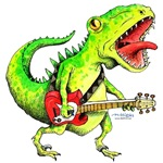 Rock and Roll Dinosaur