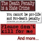 Death Penalty Stuff