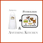 Aprons, Potholders & Anything Kitchen