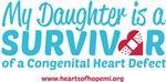 CHD Survivor - Daughter