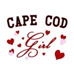 Cape Cod Girl T-Shirts