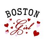 Boston Girl T-Shirts