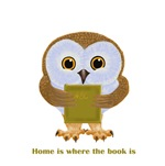 Home Is Where the Book Is