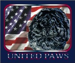 Chow Chow United Paws Patriotic Gifts Items