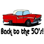 Back to the 50's T-shirts and gifts.