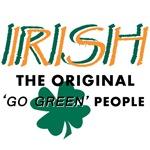 IRISH ORIGINAL GO GREEN