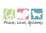 Peace, Love, Goldens
