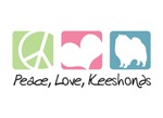 Peace, Love, Keeshonds
