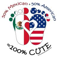 Mexican American Baby
