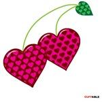 Valentine's Day Cherries