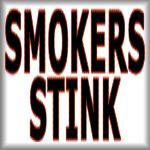 Smokers stink
