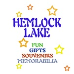 Hemlock Lake area.