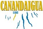 Canandaigua Lake - one of 11