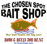Chosen Spot Bait Shop