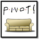 Friends: Pivot!