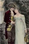 Regency Couple Lovers
