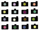 Cameras- vintage colors